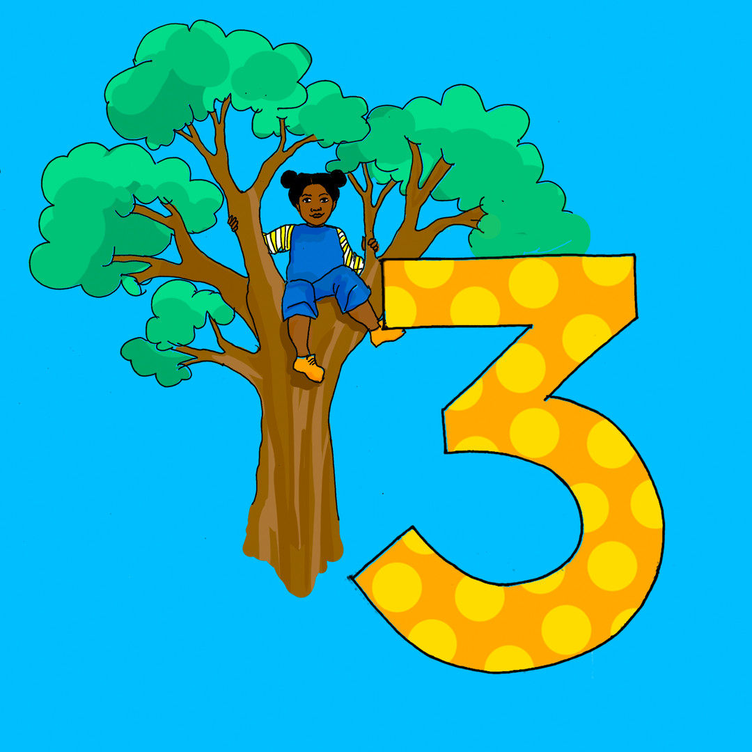 3 yr old climbing tree_black.jpg