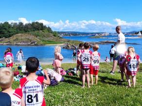 Triathlon - En strålende dag