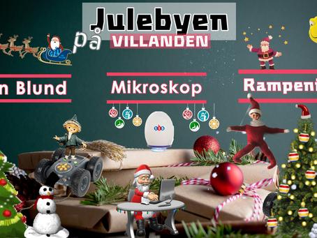 Julebyen og Julekalender