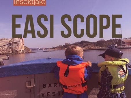 For en tur -Easi Scope trådløst mikroskop