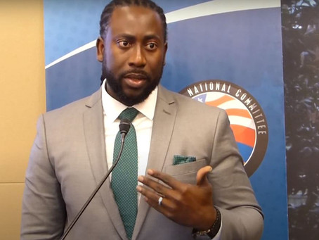 """Dr. Jermaine McCalpin Discusses """"Reparations, Recognition & the Armenian Genocide"""""""