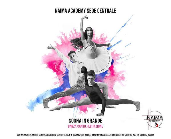 Naima Academy danza a genova ballerini p