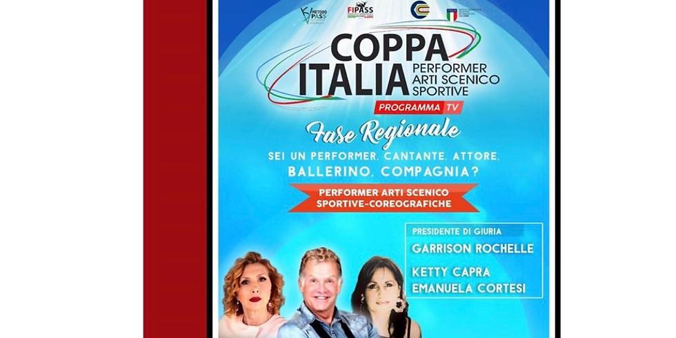 FASE REGIONALE COPPA ITALIA Performer Arti Scenico Sportive (1)
