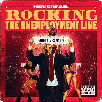 Rocking the Unemployment Line cover art.