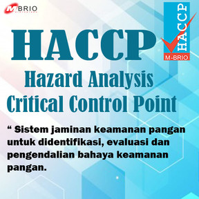 Konsep HACCP sebagai Jaminan Keamanan Pangan