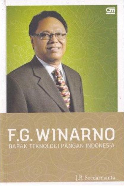 Biografi F.G. Winarno Bapak Teknologi Pangan