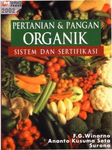 Pertanian & Pangan Organik Sistem dan Sertifikasi