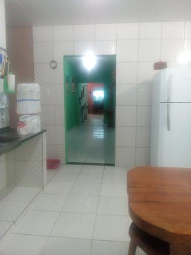 cozinha corredor sala