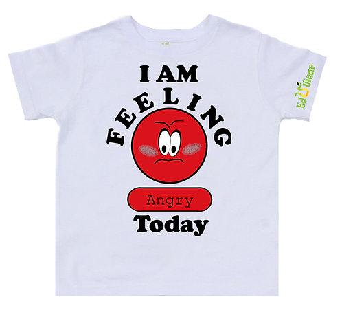 I Am Feeling Angry T-shirt