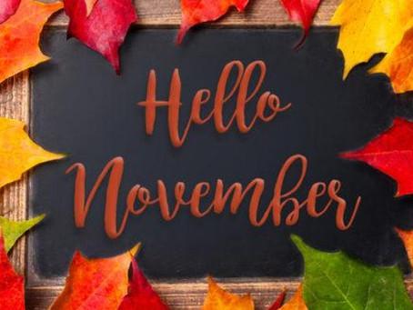 JEMKC Update — November 2019