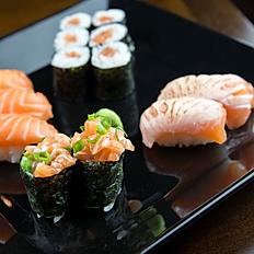 Combo Salmon Zukushi