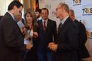 Reunião entre Governo do Estado, Ouro Negro com participação da F&P