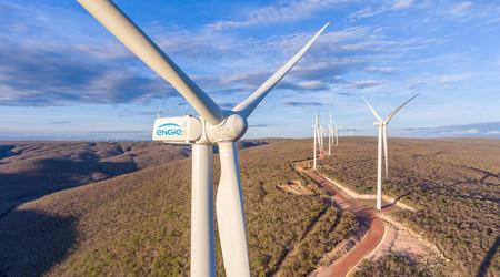 Com financiamento do BNDES, parque eólico na Bahia vai gerar energia limpa para 850 mil domicílios