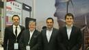 Em viagem a China, participação no Congresso da Huawei em Shenzen