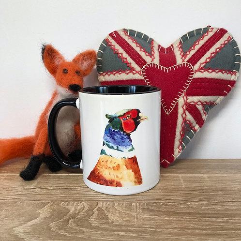 """""""Pheasant"""" Mug"""