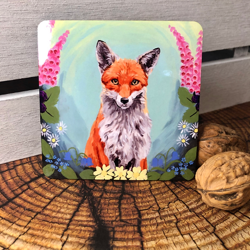 Summer Fox Coaster
