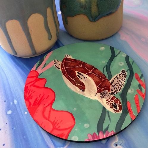 Turtle Reef Coaster