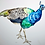 Thumbnail: Broughton Hall Peacock Card