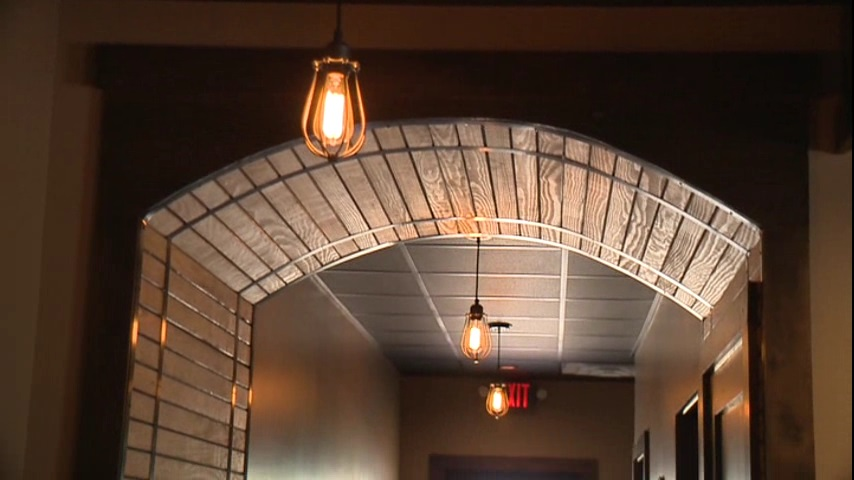 barrel arch