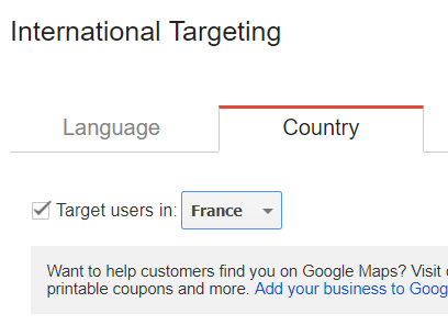 target people in france