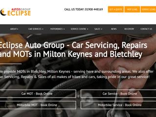 Client Focus: Eclipse Autos
