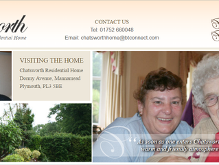 Case Study: An Analysis of the Chatsworth Care Website