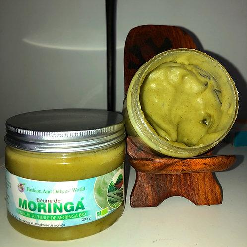 Beurre de Moringa