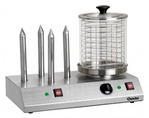 appareil-a-hot-dog-électrique