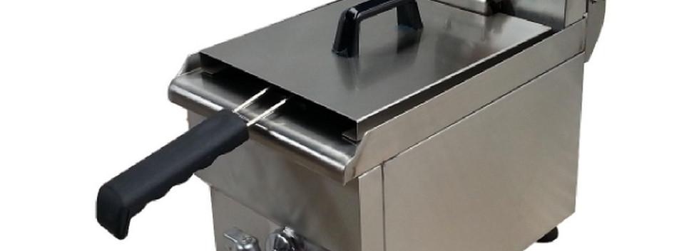 friteuse-electrique-10l-robinet vidange
