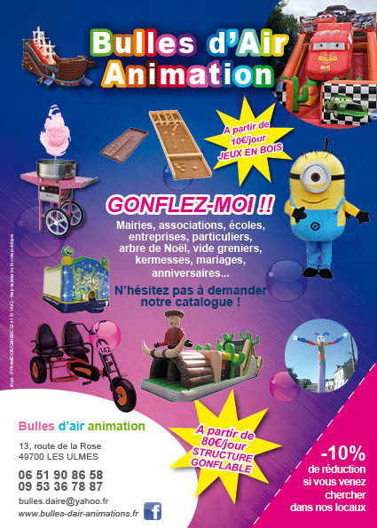 FLYER - ANIMATION