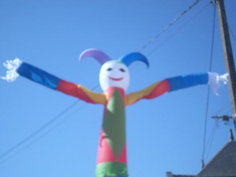 skydancer bouffon