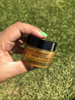 Honey me up mask