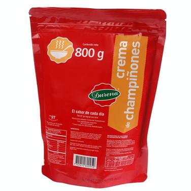 Crema Champiñones 800 g