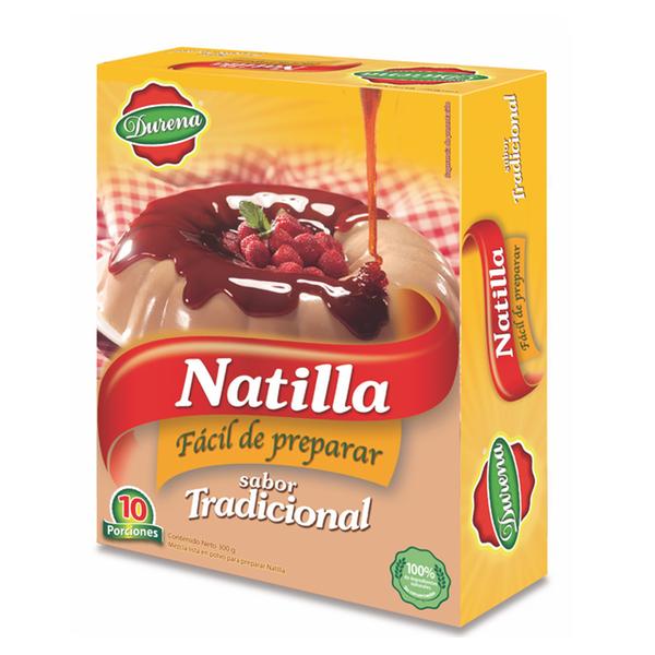Natilla Durena Sabor Tradicional 300 G