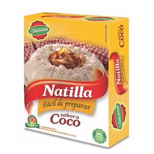 Natilla Durena Coco 300 G