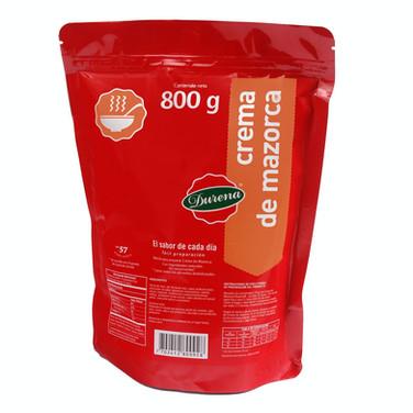 Crema Durena Mazorca 800 g