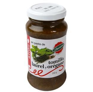 Aliño Durena tomillo, laurel y orégano 250 G