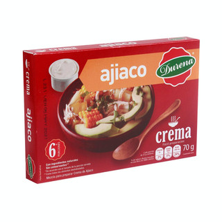 Crema Durena Ajiaco 70 g