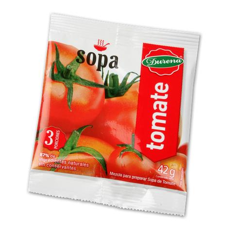 Sopa Durena Tomate 42 G