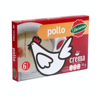 Crema Durena Pollo 70 g