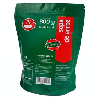 Sopa Durena Arroz 800 g