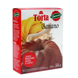 Torta Durena de Banano 200 G