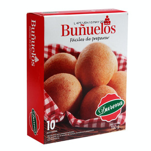 Buñuelos Durena 150 g
