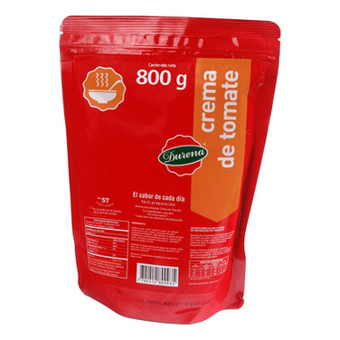 Crema Durena Tomate 800 g