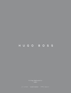 Stylo HugoBOSS