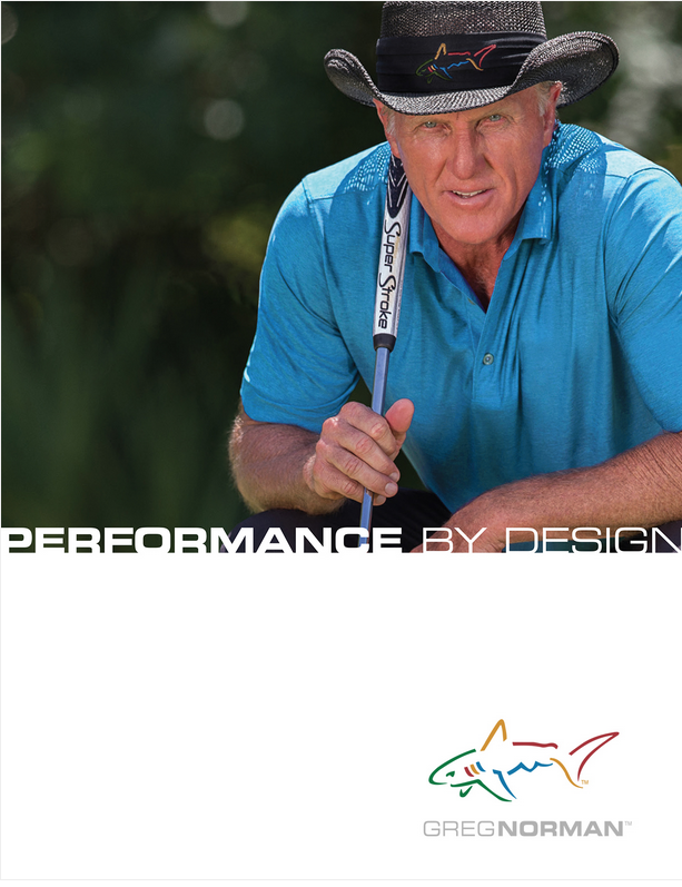 GREG NORMAN USA