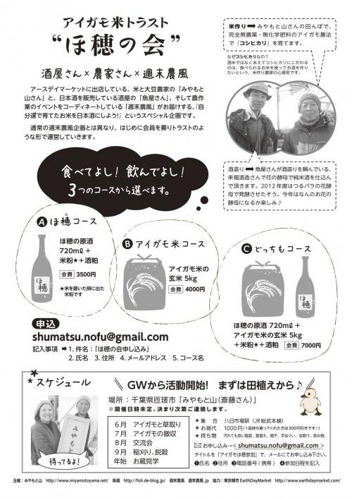 2013アイガモほ穂の会