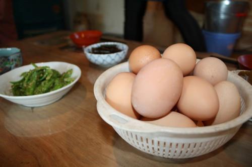 うみたて卵