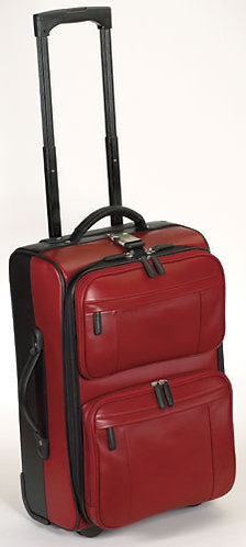 Boulevard Wheeled Upright Carry On