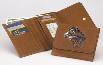 Ladies' Trifold Wallet